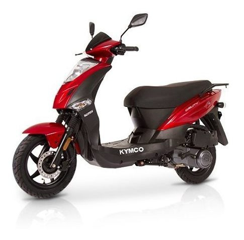 kymco agility 125 scooter,