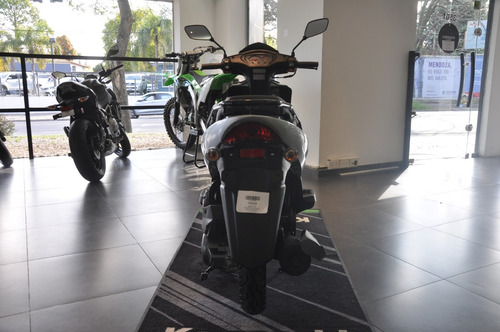 kymco agility 125 scooter sin cambios