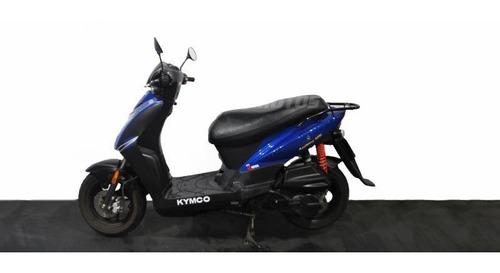 kymco agility 125 usado 2016 con 7300km sin cambios
