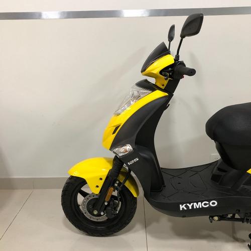 kymco agility 125cc 0km año 2018  scooter 0 km 999 motos