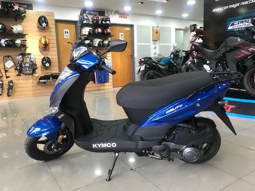 kymco agility 125cc 0km - tamburrino motos