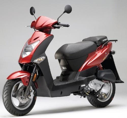 kymco agility 125cc    dólar billete
