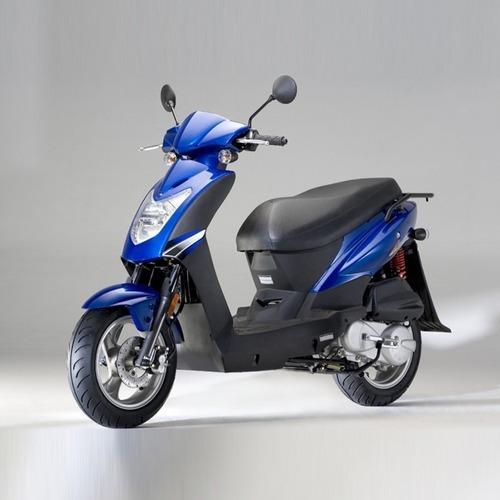 kymco agility 125cc - motozuni san vicente