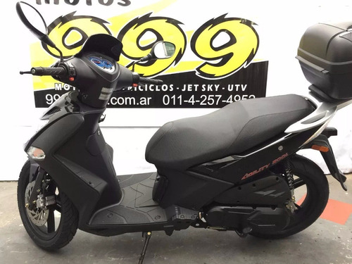 kymco agility 200 2017 city scooter 0km 999 motos quilmes