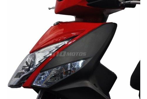 kymco agility 200 i 0km scooter +16