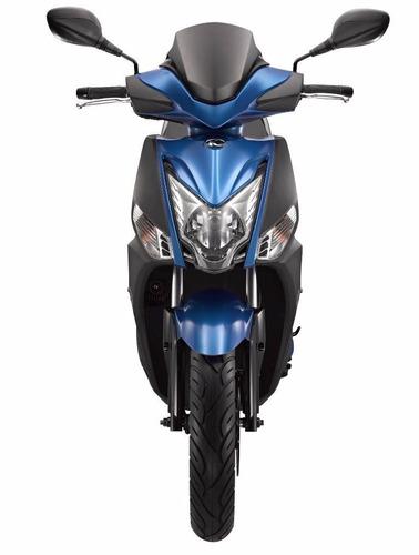 kymco agility 200 moto scooter