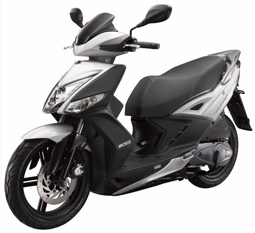 kymco agility 200 moto scooter