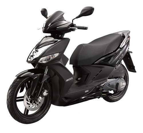 kymco agility 200 motos.