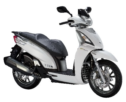 kymco agility 200 scooter