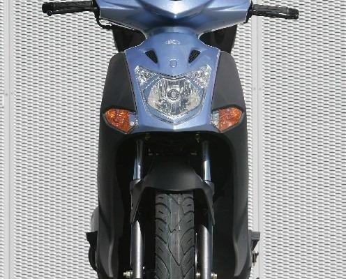 kymco agility 200 scooter calle dompa motos