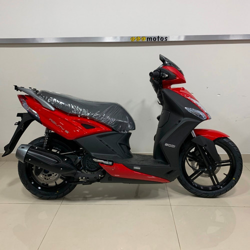 kymco agility 200 scooter motos