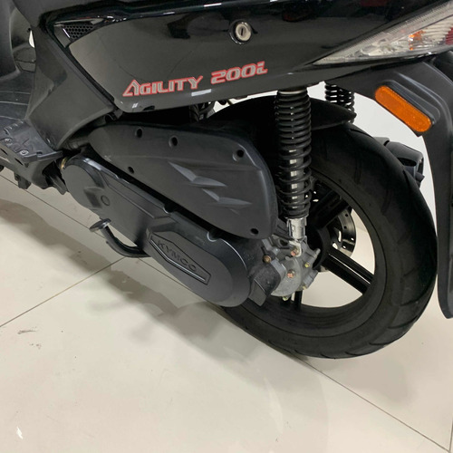 kymco agility 200 usada 2016 scooter 999 motos