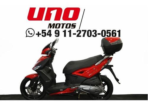 kymco agility 200i +16 0km 200cc