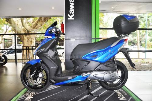 kymco agility 200i 16+ scooter no financia 12 cuotas tu 0km
