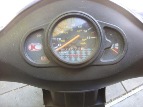 kymco agility 50 . euler  autos .