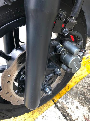 kymco agility all new cc125 modelo 2020 700km