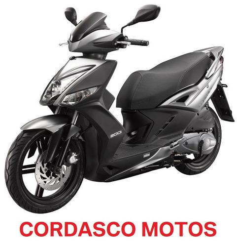 kymco agility city 200 visa galicia 6 cuotas+gastos cordasco