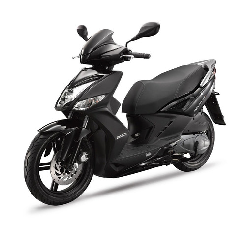 kymco agility city 200i - 2018 0km scooter- lidermoto lider