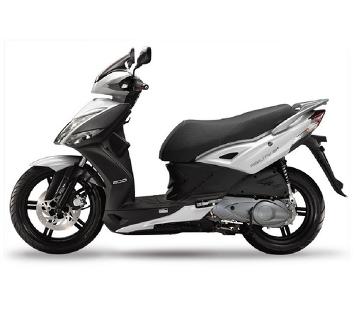 kymco agility city 200i - 2018 scooter- lidermoto lider