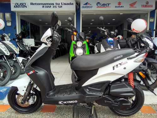 kymco agility fly 125 modelo 2016 al dia facil financiación