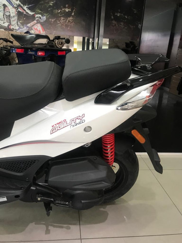 kymco agility motos