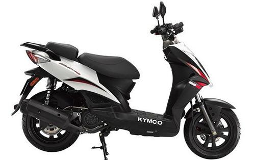 kymco agility rs 125 naked 0km - año modelo 2018- isafranco
