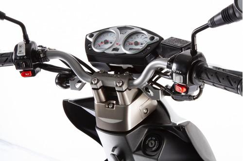 kymco agility rs 125 naked 0km - año modelo 2019- isafranco