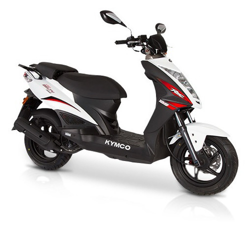kymco agility rs 125 naked -año modelo 2018- promo isafranco