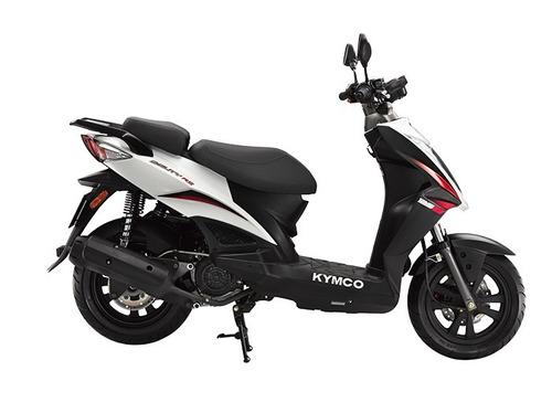 kymco agility rs125 naked 2018 cuotas fijas tarjeta