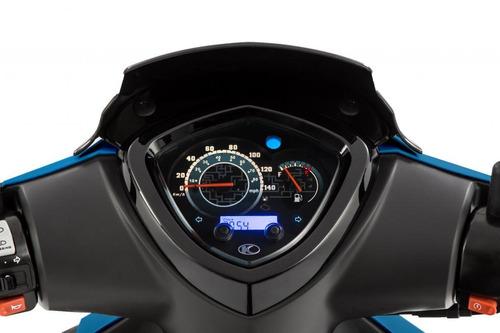 kymco agility scooter 125 2018 0km 125cc automatica 999 moto
