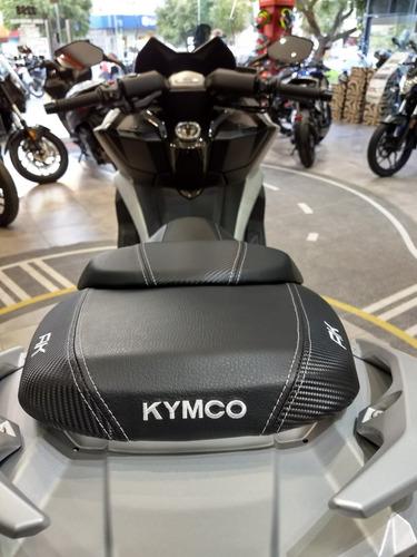 kymco ak 550 - 0km unica- globalmotorcycles