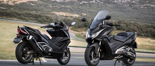 kymco ak 550 kymco/ 2020 / sauma motos