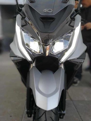 kymco ak 550 (no tmax no c650 bmw) gv
