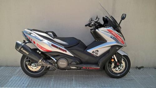 kymco  ak 550 no yamaha no bmw ¡sabemos de scooters!