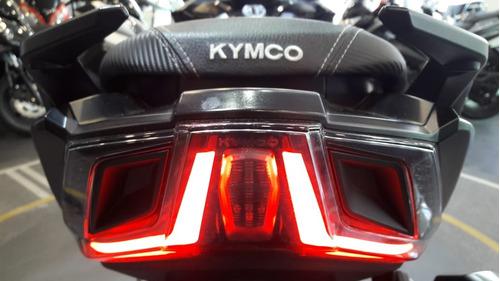 kymco ak 550 nuevo scooters unico-  0km - lidermoto la plata