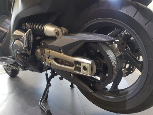 kymco ak 550 nuevo scooters unico-2018- lidermoto la plata