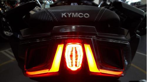 kymco ak 550 scooters - 2018 0km - lidermoto la plata