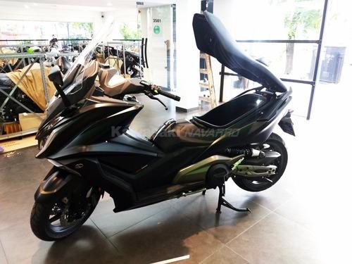 kymco ak 550i 0km 2019 gran venta nuevo modelo