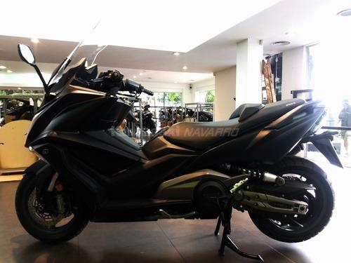 kymco ak 550i 2019 0km maxi scooter no suzuki burgman 400