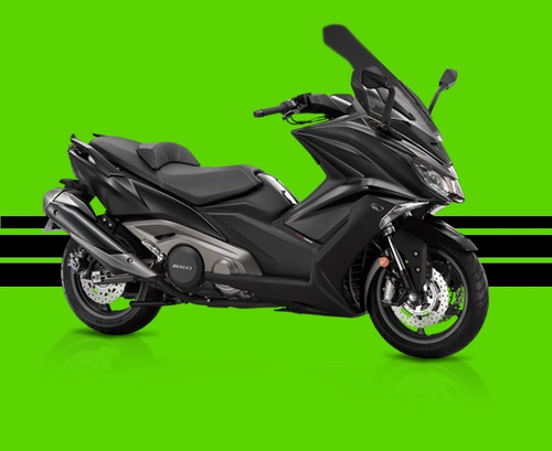 kymco ak 550i 2019 0km maxi scooter no yamaha yp 500