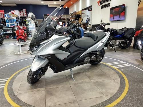 kymco ak550 - 0km 2018 unica- globalmotorcycles