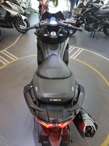kymco ak550 abs -2018 -nuevo scooter - lidermoto