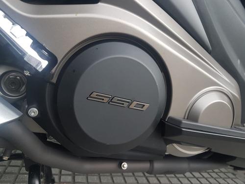 kymco ak550 - nuevoscooter - globalmotorcycles