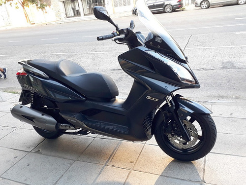 kymco downtown 300 2019 negro - villanueva