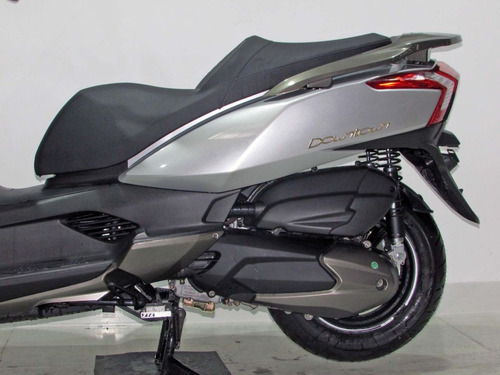 kymco downtown 300 i abs  2019 prata