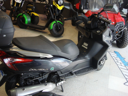 kymco downtown 300 motos
