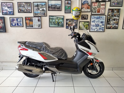 kymco downtown 300i 0km 2020 personalizada - moto & cia