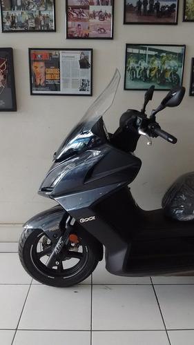 kymco downtown 300i 2021 0km - moto & cia