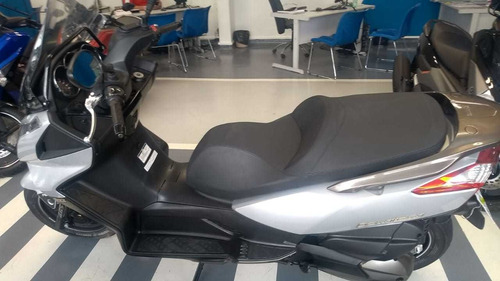 kymco - downtown 300i abs semi - nova