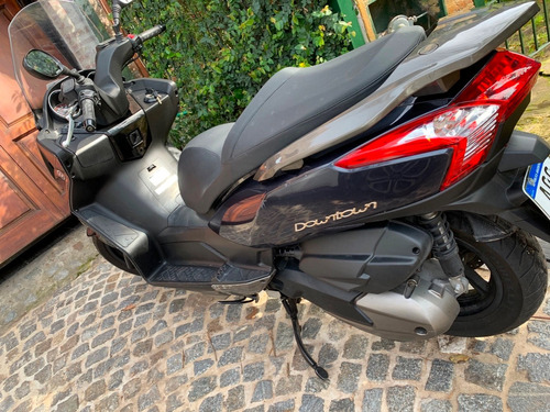 kymco downtown 300i scooter - zona norte gba